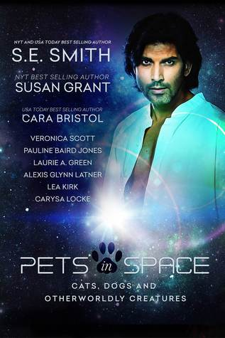 Pets in Space Book Cover