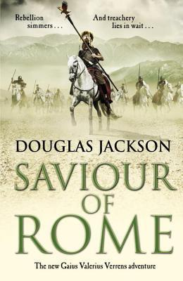 Saviour of Rome : Douglas Jackson