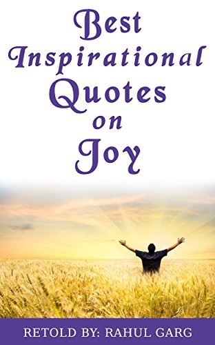 Best Inspirational Quotes on Joy