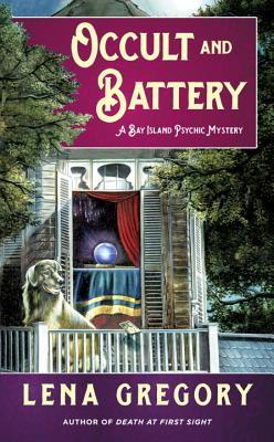 Occult and Battery (Bay Island Psychic Mysteries #2)