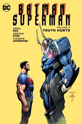 Batman/Superman, Volume 5: Truth Hurts