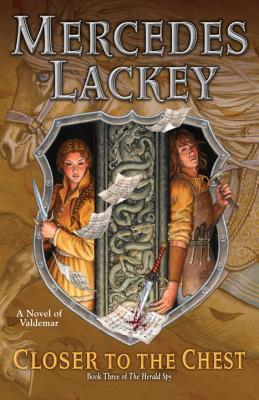Book Review: Mercedes Lackey's Closer to the Chest