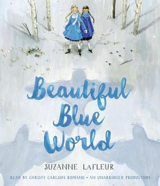 Beautiful Blue World cover (link to Goodreads)