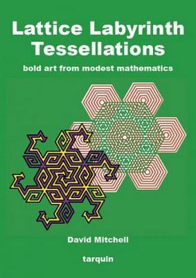 Lattice Labyrinth Tessellations: Bold Art from Modest Mathematics