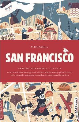 Citixfamily: San Francisco: Travel with Kids por Viction Workshop