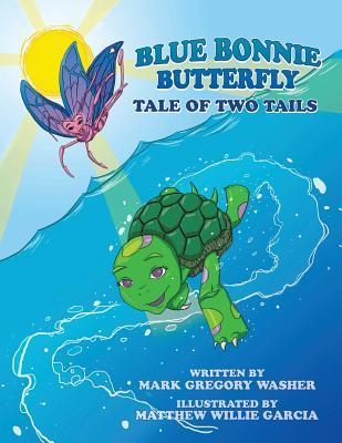 Blue Bonnie Butterfly: Tale of Two Tails
