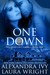 One Down by Alexandra Ivy