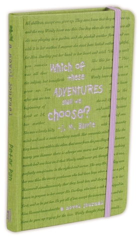 A Novel Journal: Peter Pan