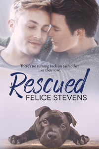 Rescued (Rescued Hearts, #1)