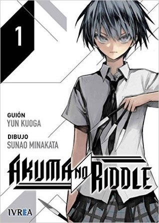 Ebook Akuma no Riddle, Vol. 1 by Yun Kouga TXT!