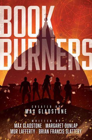 Bookburners (Bookburners #1.1-1.16)