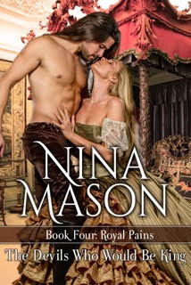 The Devils Who Would Be King (Royal Pains, #4)