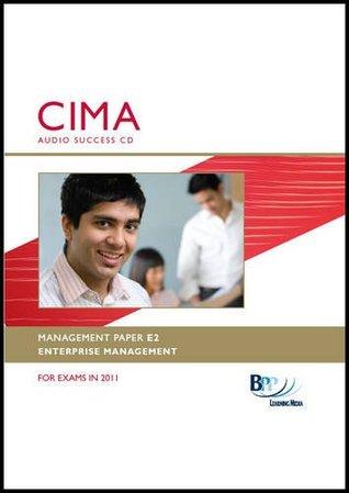 CIMA - E2: Enterprise Management: Audio Success
