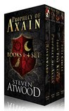 Prophecy of Axain Box Set: Books 1-4
