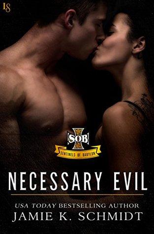 Necessary Evil by Jamie K. Schmidt