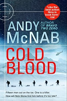 Cold Blood (Nick Stone #18)  - Andy McNab