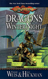 Dragons of Winter Night (Dragonlance: Chronicles, #2) cover