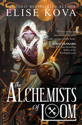 the alchemists of loom loom saga by elise kova 31549513