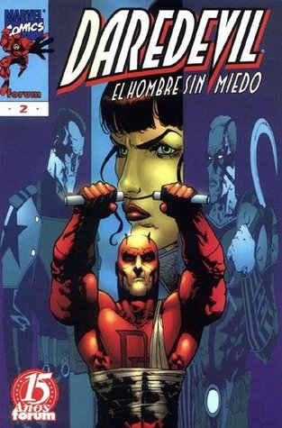 Daredevil, El hombre sin miedo: Libro 2
