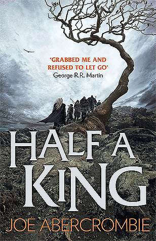 Half a King(Shattered Sea 1)