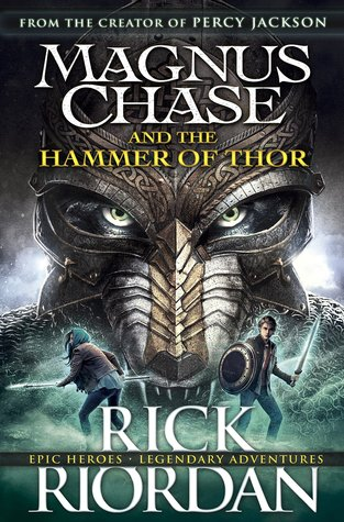 Magnus Chase and the Hammer of Thor (Magnus Chase and the Gods of Asgard, #2)