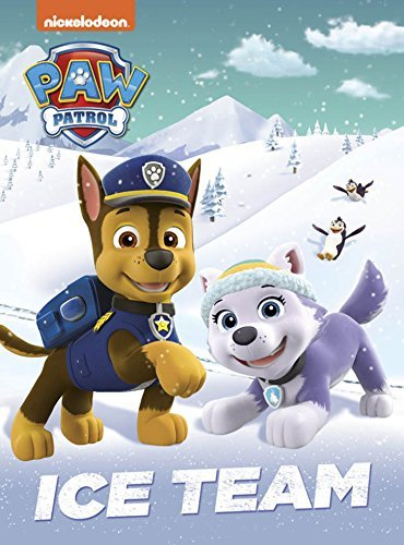 Paw Patrol: Ice Team (PAW Patrol Board Books)