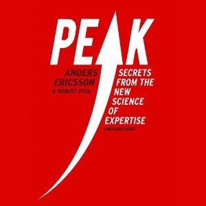 Peak by K. Anders Ericsson