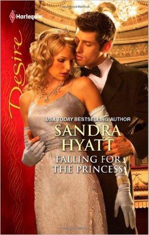 Falling for the Princess by Sandra Hyatt