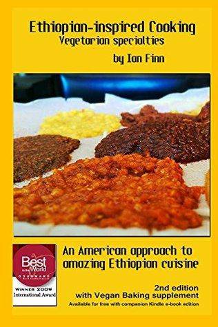 Ethiopian inspired cooking vegetarian specialties by ian finn forumfinder Image collections