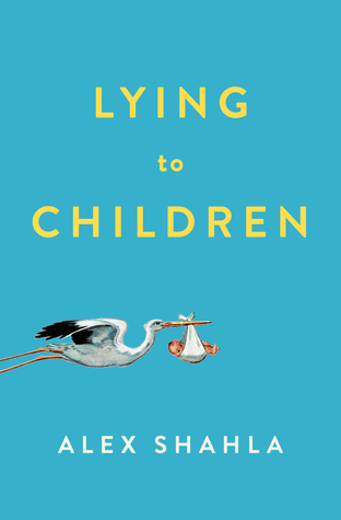 Lying to Children by Alex Shahla