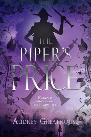The Piper's Price (The Neverland Wars, #2)