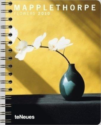 2010 Robert Mapplethorpe Flowers Deluxe Engagement Calendar