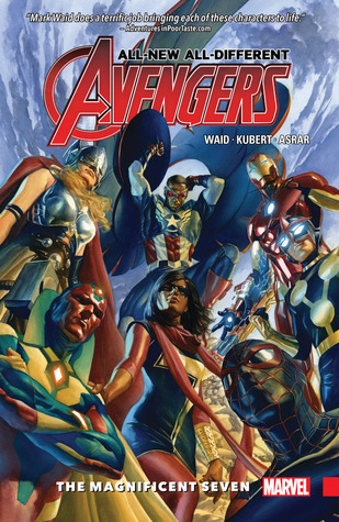 All-New, All-Different Avengers, Volume 1: The Magnificent Seven