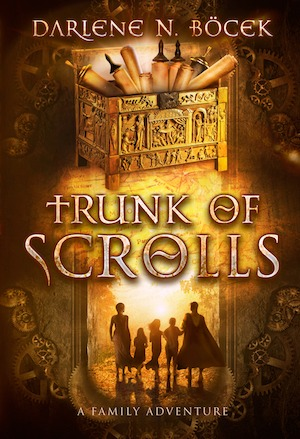 Trunk of Scrolls: A Family Adventure
