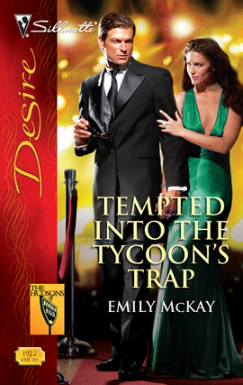 Ebook Tempted Into The Tycoon's Trap by Emily McKay DOC!
