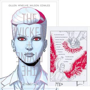 The Wicked + The Divine, Vol. 1: Forbidden Planet Exclusive