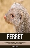 Ferret: A Children Pictures Book About Ferret With Fun Ferret Facts and Photos For Kids