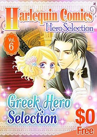 Harlequin Comics Hero Selection Vol. 6