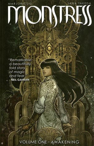 Monstress, Vol. 1: Awakening (Monstress #1)