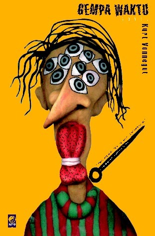 Gempa Waktu by Kurt Vonnegut