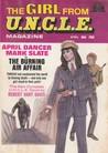 The Girl From U.N.C.L.E. Magazine (vol. 1. no. 3, Apr. 1967)
