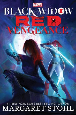 Red Vengeance (Black Widow, #2)