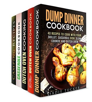 Dutch Oven Cookbook Box Set (5 in 1): Over 100 Easy and Delicious Recipes for Your Dutch Oven (Make-Ahead Lunch and Dinner Recipes)