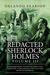 The Redacted Sherlock Holmes (Volume III)