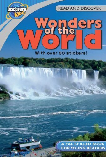 Discovery Read and Discover: Wonders of the World