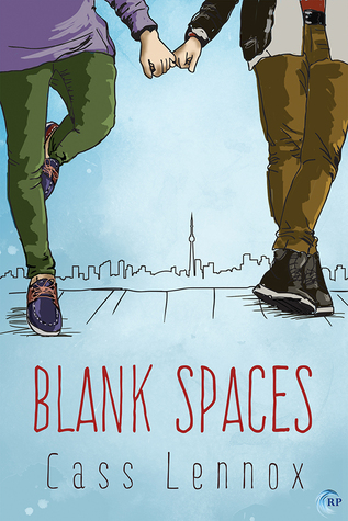Blank Spaces(Toronto Connections 1)