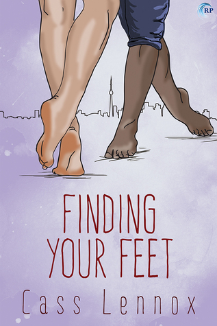 Recent Release Review: Finding Your Feet (Toronto Connections #2) by Cass Lennox
