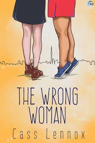 The Wrong Woman by Cass Lennox