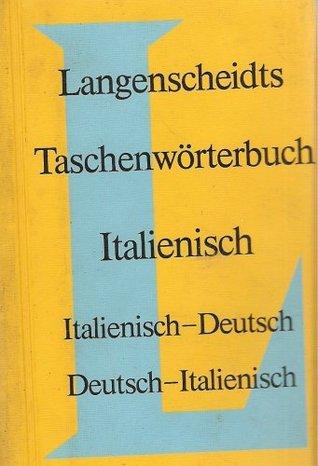 Langenscheidts Taschenworterbuch Italienisch