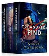Treasured Find / Beautiful Mistake / Favorite Obsession (Royal-Kagan Shifter World, #1-3)